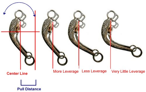 horse bit measurements